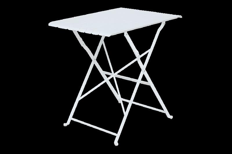 Bradano bord fällbart H71 vit