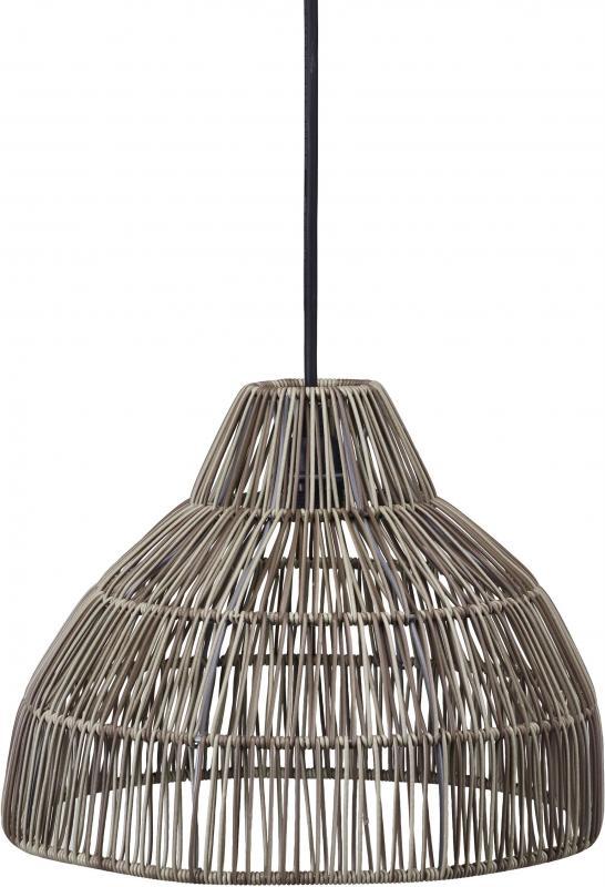 Bao takskärm grå 40cm inkl. flexout