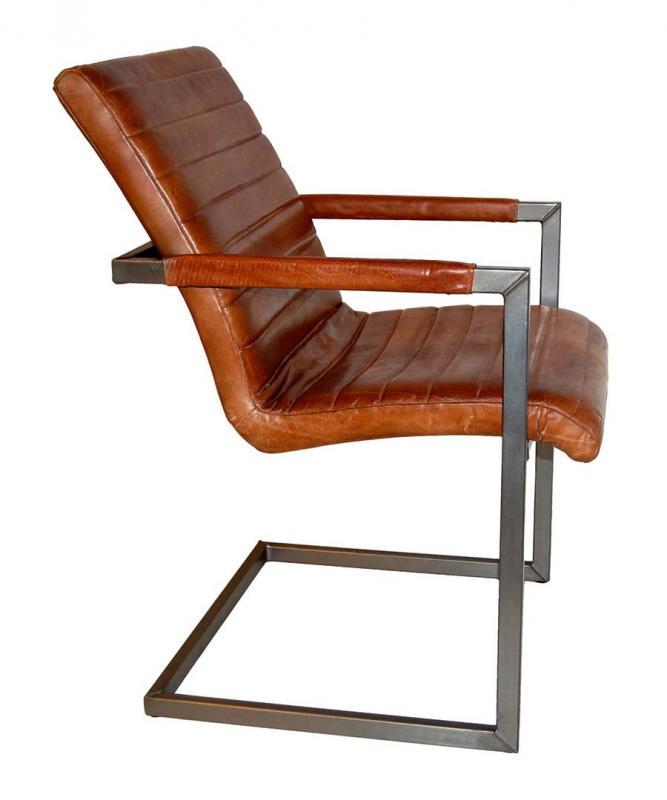 Mamut cool stol med armstöd