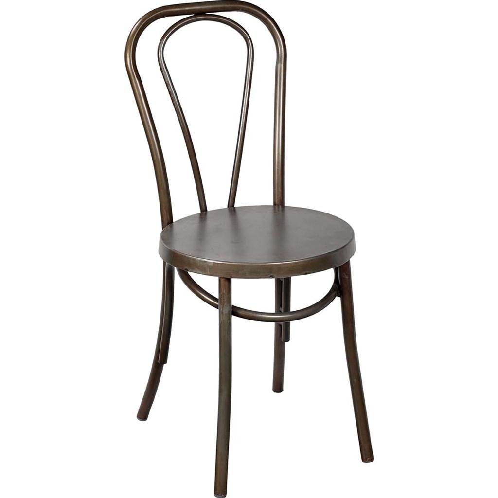 Loki matbordstol med mjuka former
