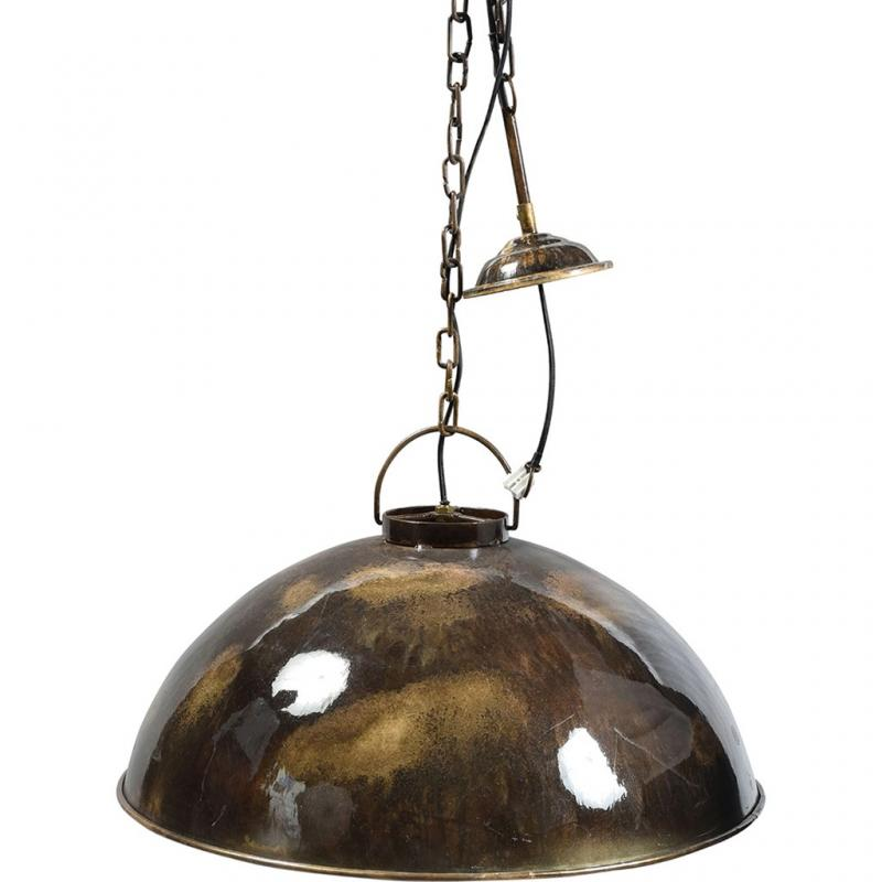 Thormann taklampa - metallmarmorering