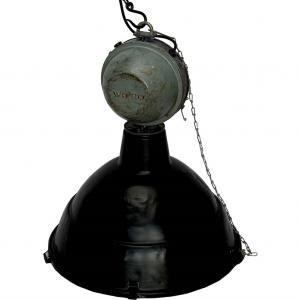 Christiano stor industrilampa - svart