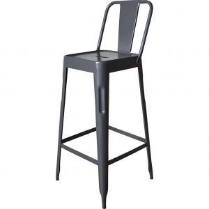 Copenhagen barstol - grå