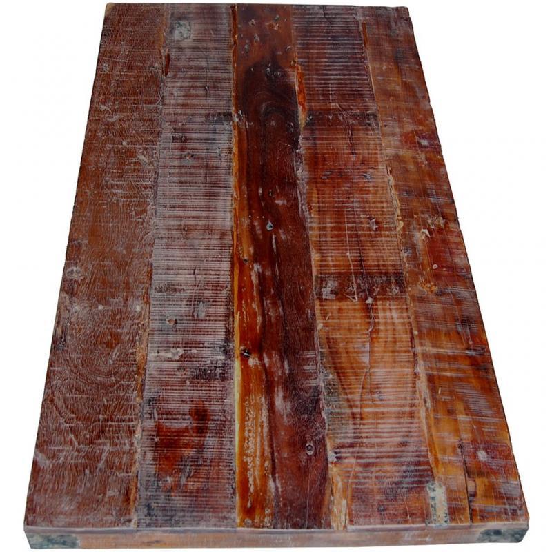 Amadeus bordsskiva av återvunnet trä