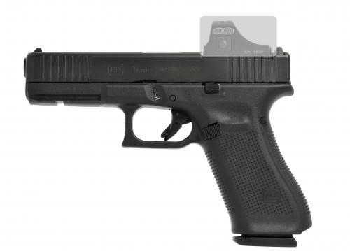 Glock 17 Gen 5 MOS