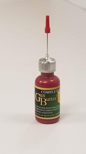 Gun butter 2/3 fl oz flaska