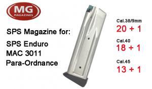 High Cap 2011 Enduro/Para Ordnance Magazine (Double Stack)