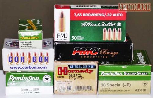 Klubbköp av ammunition