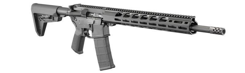 Ruger MPR - 18 tum