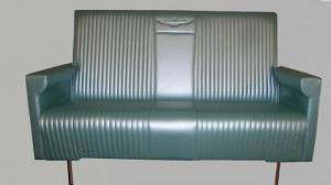 Nostalgisoffa Thunderbird 1965 med Armstöd