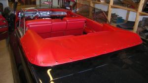 Cabskydd PVC Cadillac