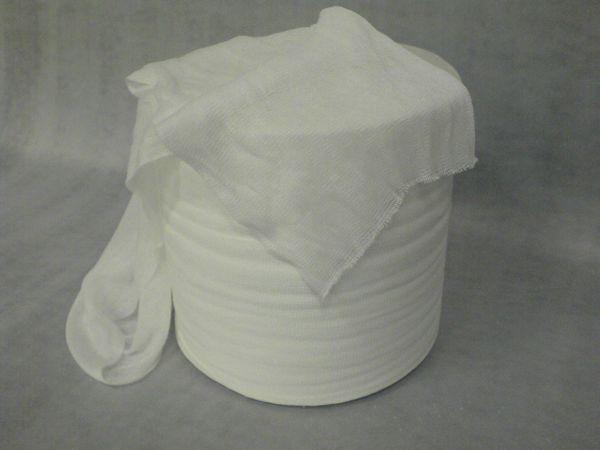 TRIKÅSTRUMPA (gasväv)10kg rulle