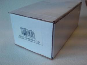 Resårklammer NE 250 pack