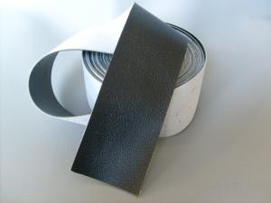 Kantband i Vinyl Svart 5 st längder/pack