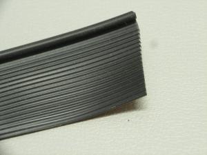 SKÄRMKEDER 3,5 mm Hål Svart