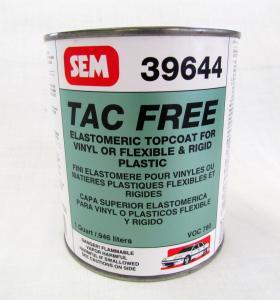 SEM-39644 Tack Free  Top Coat