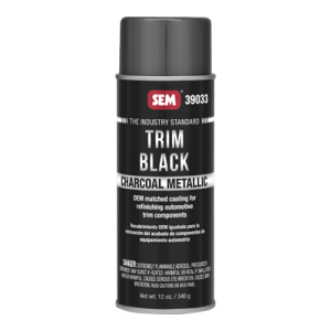 Trim Black Sprayfärg S.E.M