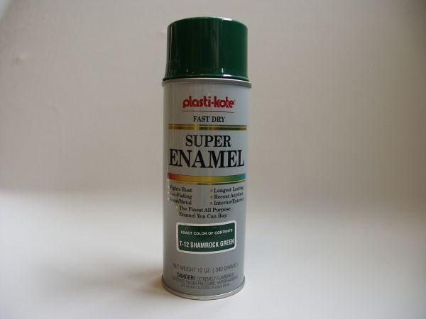 Färg till Trä & Metall SHAMROCK GREEN