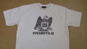 T-shirt Big Eagle Vit