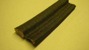 Wireon spiklist Topline 552 svart