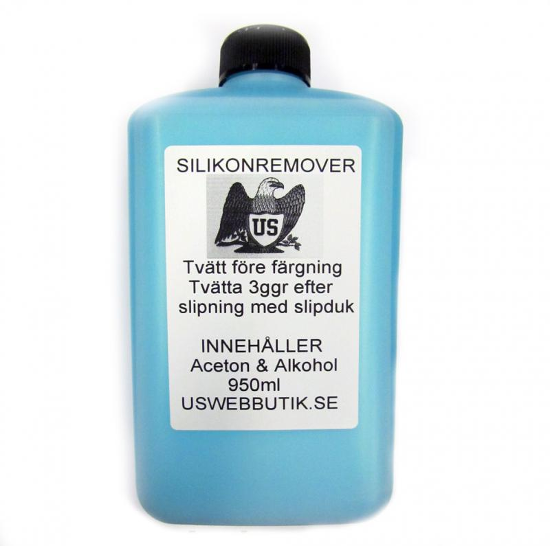 STRONG REMOVER 950 ml ( silicon remover )