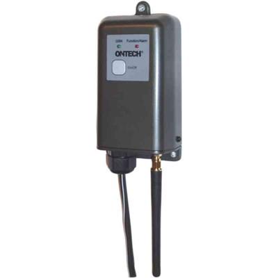 GSM-Larm med fjärrstyrning inkl. simkort & prog.