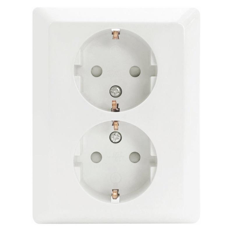 Malmbergs USB laddare för vägguttag