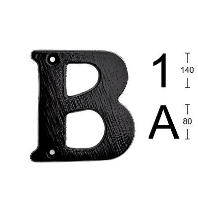 Bokstav 572 Brunoxid B Habo