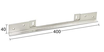BRYTSKYDD GALV 401 400MM HABO