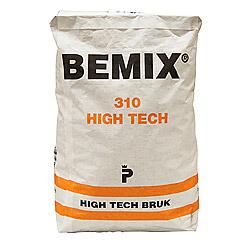 TORRBRUK BEMIX 310 HIGHTECH 40X25KG