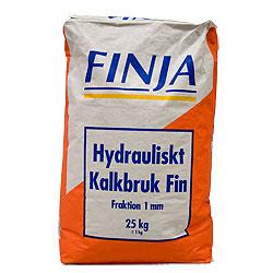 KALKBRUK HYDRUALISK FIN 0-1 40X25KG