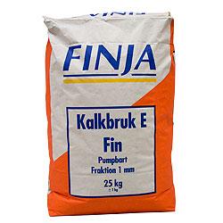 KALKBRUK E FIN 0-1MM 40X25KG