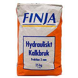 KALKBRUK HYDRUALISK 0-3MM 40X25KG
