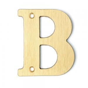 Husbokstav B Mp1 78mm