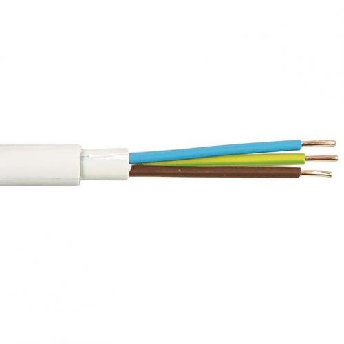 Kabel Ekk-light, 3g2,5mm², T500, 300/500v, 500m, Malmbergs - 0810045