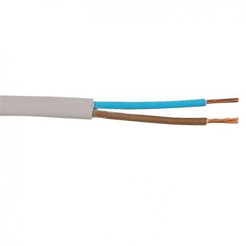 Kabel Skx 2x0.75 Grå 10m Sb 9900627