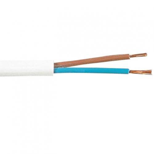 Kabel Skk 2x0.75 Vit 10m Sb99006348
