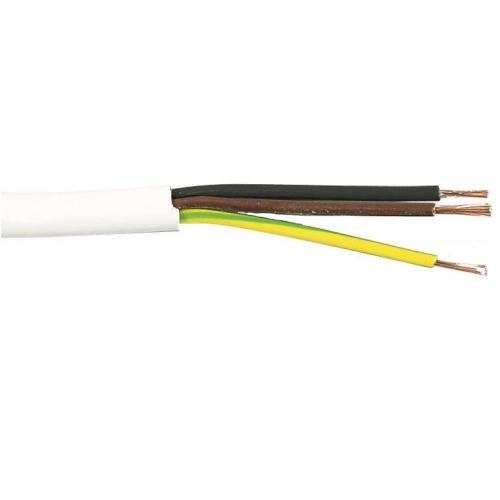 Kabel Rkk 3x0.75 Vit 10m Sb 9900638