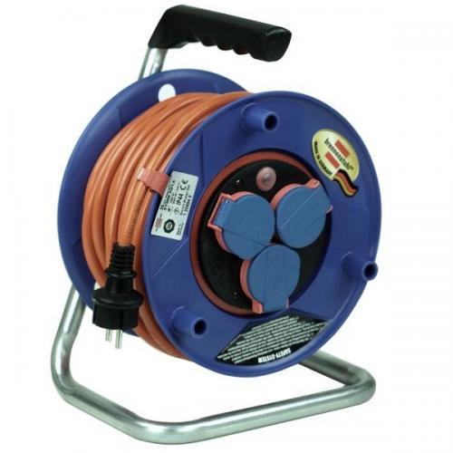 Kabelvinda 25m 3G1.5 XYMM Anti Twist Garant IP44 Brennenstuhl