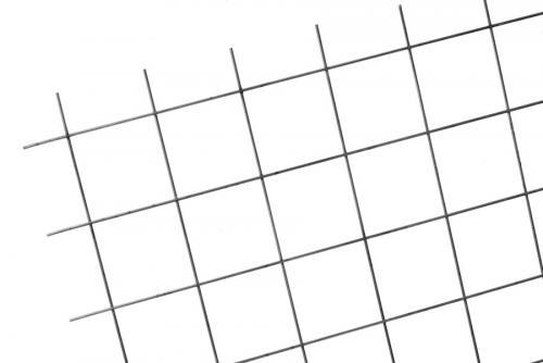 Golvnät Varmförsinkad 0,8X1,2m Tråd 2,5mm Mask 70mm