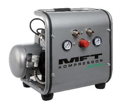 Kompressor MFT 750 Oljefri 1Hk 10L