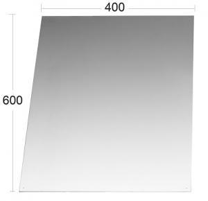 BADRUMSSPEGEL ROSTFRI 400X600 MM HABO