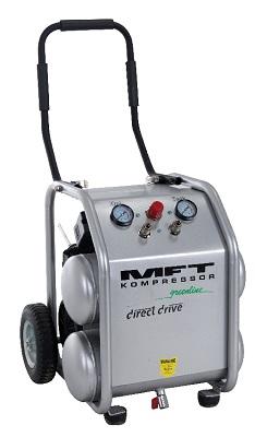 Kompressor MFT 2020OF Oljefri 2X10L