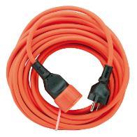 SKARVKABEL IP44 3G1,5 PVC 10M