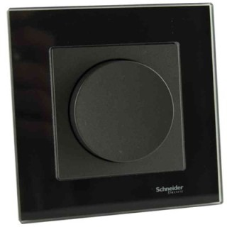 DIMMER 20-315W SOLID ANT GLAS