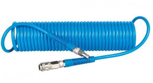 Kompressor Slang Spiral PU 10M