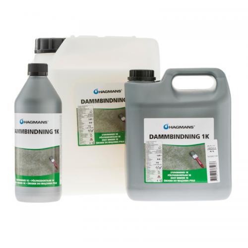 Dammbindning 1K 4 Liter Hagmans-38503