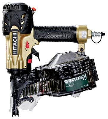 Spikpistol Hitachi NV65HMC Rundbandat spikverktyg Högtryck