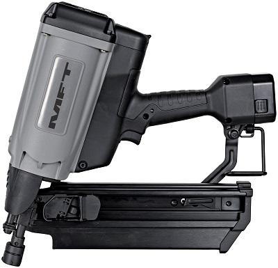Spikpistol MFT A17/90G-A1 Gasdrivet stavspikverktyg 6V Med 2 Batterier