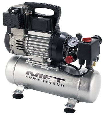 Kompressor MFT 105/OF 1HK 5L Oljefri
